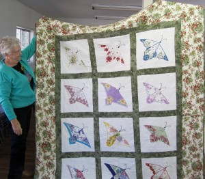Quilt by Jean Newman