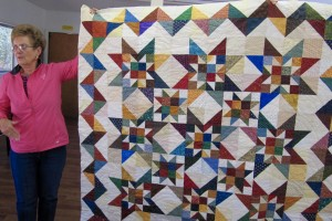Quilt by Sherrill Pierce