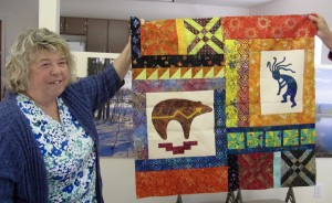 Quilt by Dona Butz